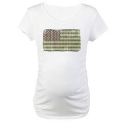 Camo American Flag [Vintage] Shirt