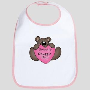 Bubby's Snuggle Bear Bib