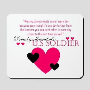 US,soldier Mousepad