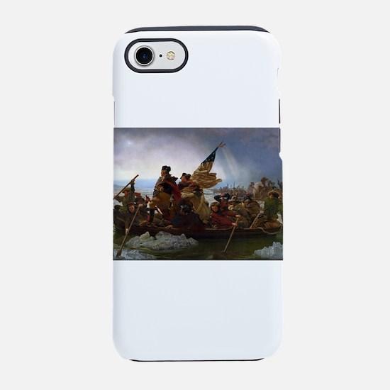 Washington Crossing the Delawa iPhone 7 Tough Case
