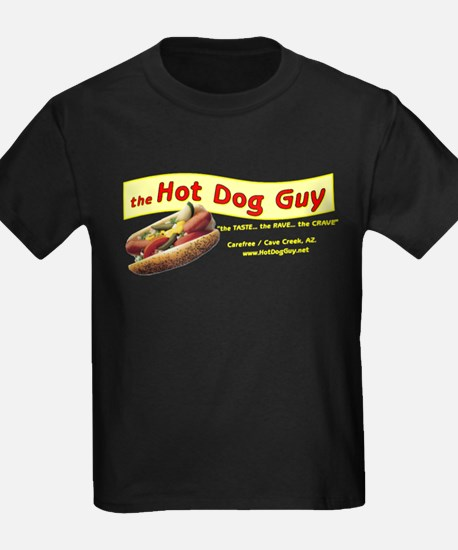 Unique Hot dog T