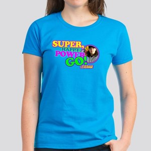 Super Happy Power Go Women's Dark T-Shirt