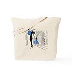 Pocket Edward Tote Bag