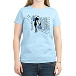 Pocket Edward Women's Light T-Shirt