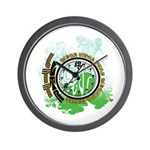 Post Time Wall Clock