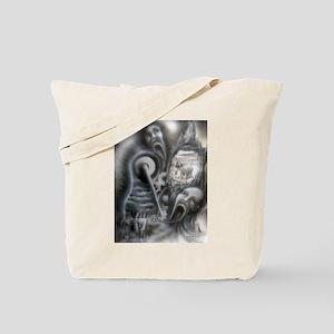 Il Morte A Macchina Tote Bag