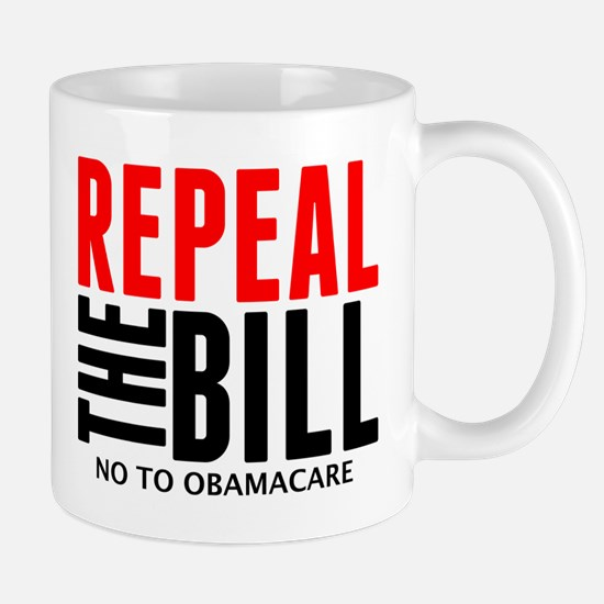 Cute Repeal the bill Mug