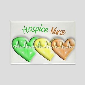 Hospice II Rectangle Magnet