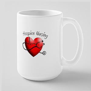 Hospice II Large Mug