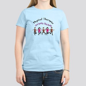 physical therapy Women's Light T-Shirt