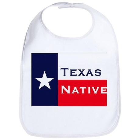 Texas Native Bib