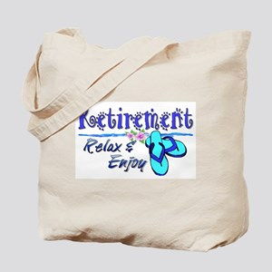 Relax & Enjoy Tote Bag