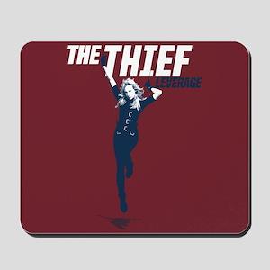 Leverage Thief Mousepad
