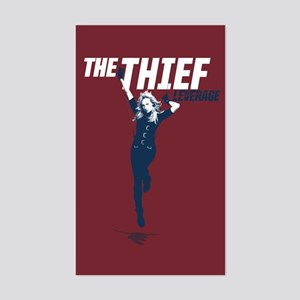 Leverage Thief Sticker (Rectangle)