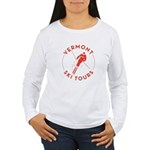Vermont Ski Tours - Women's Long Sleeve T-Shir
