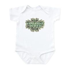 Gut Check Press SPECIAL OFFER Infant Bodysuit