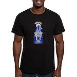 Orthodox Gansta Men's Fitted T-Shirt (dark)