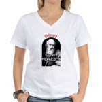 Polycarp Homeboy Women's V-Neck T-Shirt