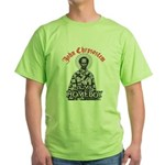 Chrysostem Homeboy Green T-Shirt