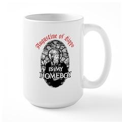 Augustine Homeboy Large Mug