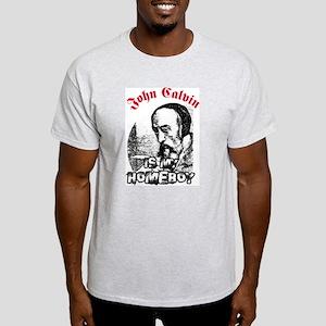Calvin Homeboy Light T-Shirt