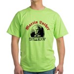 Luther Homeboy Green T-Shirt