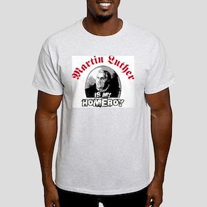 Luther Homeboy Light T-Shirt