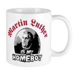 Luther Homeboy Mug