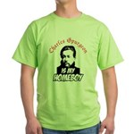 Spurgeon Homeboy Green T-Shirt