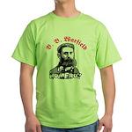 Warfield Homeboy Green T-Shirt