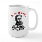 Warfield Homeboy Large Mug