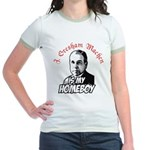 Machen Homeboy Jr. Ringer T-Shirt