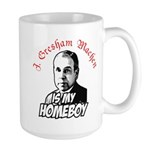 Machen Homeboy Large Mug
