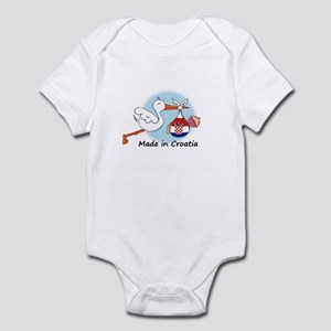 Stork Baby Croatia Infant Bodysuit