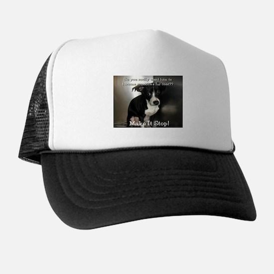 Make it Stop Trucker Hat