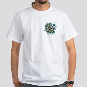 Desmond Constant 2 Sided White T-Shirt