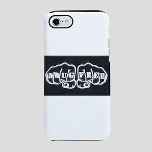 ImDrugFree iPhone 7 Tough Case