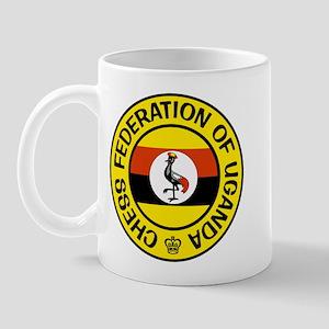 Chess Federation of Uganda Mug