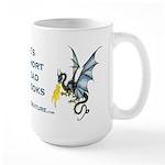 FanLit Large Mug