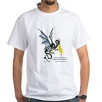 FanLit White T-Shirt
