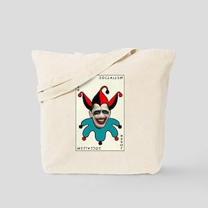 Tote Bag - Obama socialism joker card image