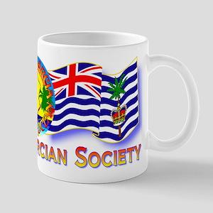 Diego Garcian Society Mug