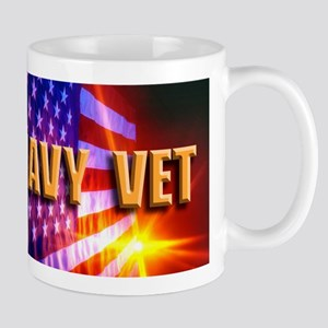 Navy Vet Mug