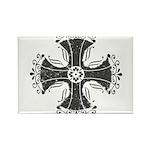 Elegant Iron Cross Rectangle Magnet (100 pack)