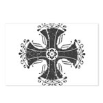 Elegant Iron Cross Postcards (Package of 8)