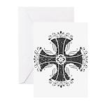 Elegant Iron Cross Greeting Cards (Pk of 10)