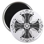 """Elegant Iron Cross 2.25"""" Magnet (100 pack)"""