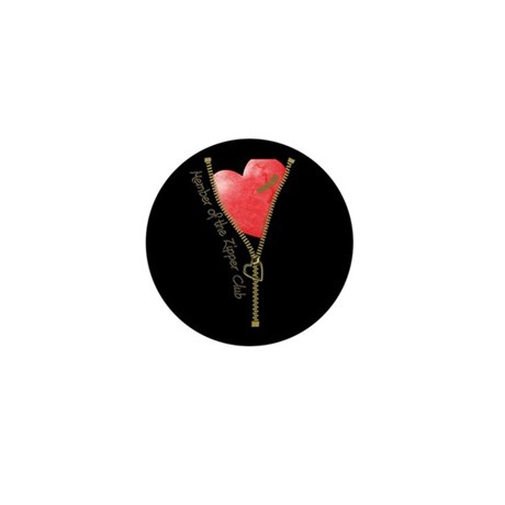 Zipper Design 2 Mini Button (100 pack)
