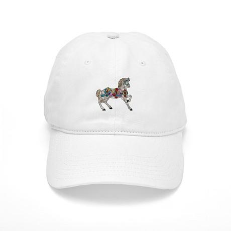 Carousel Horse Cap
