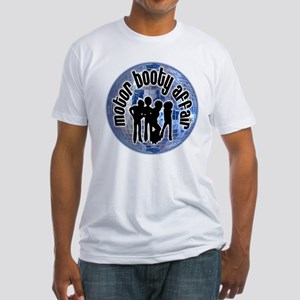 Mirror Ball Logo Fitted T-Shirt
